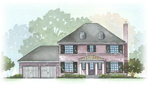 georgian architecture house plans georgian style home plans colonial house plans floor plans
