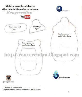 Idée Baby Shower Fille by Ronycreativa De Manualidades Invitaciones Para Baby