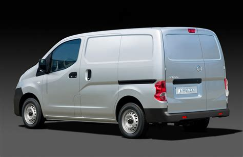 nissan work van nissan nv200 compact cargo van a right sized solution