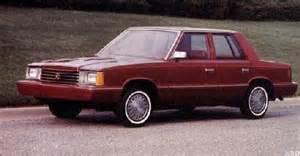 1984 Dodge Aries Dodge Aries 4door 1984 Picture Gallery Motorbase