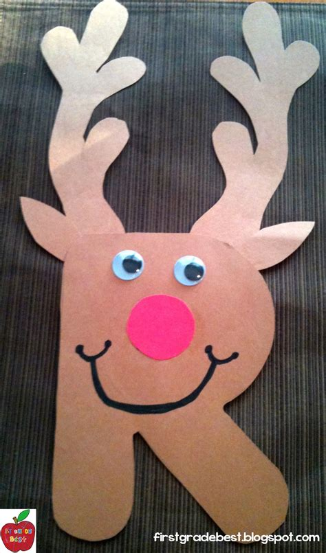 reindeer craft projects grade best r is for reindeer preschool learning