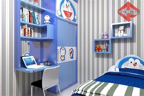 Meja Rias Doraemon cv karya mandiri design kamar anak