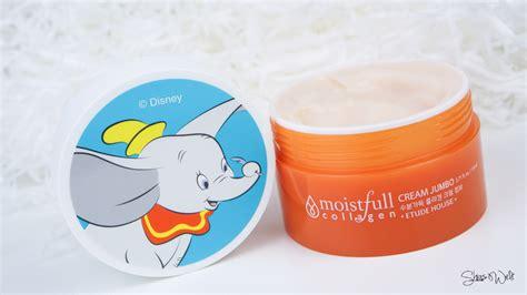 Etude House Disney Dumbo Moistfull Collagen Mask Sheet etude house moistfull collagen jumbo mask