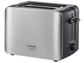 Small Stainless Steel Toaster Other Small Appliances Bosch Compact Toaster Stainless