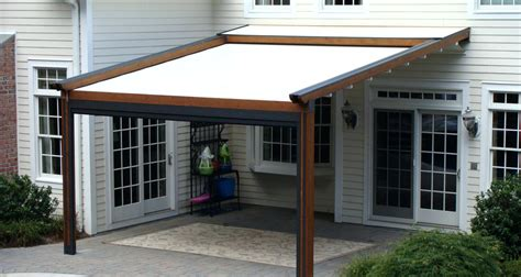 electric awnings for decks electric awnings for