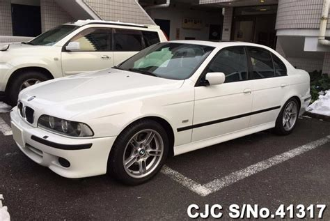 how petrol cars work 2002 bmw 5 series engine control 2002 left hand bmw 5 series white for sale stock no 41317 japanese used cars exporter