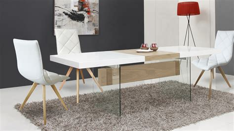 Table Salle A Manger by Salle A Manger Moderne Bois Clair