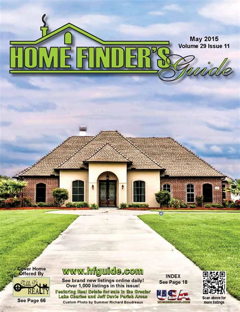 may 2015 issue of the home finder s guide by home finder s