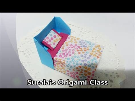 How To Make Origami Bed - origami bed bedding bed covers pillow