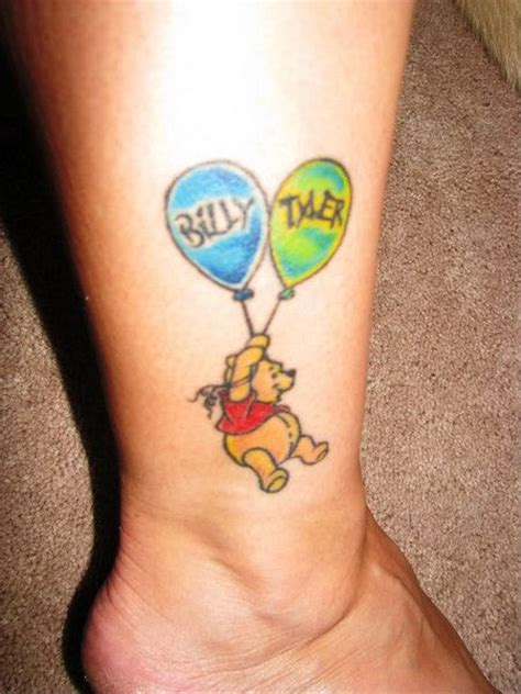 winnie the pooh tattoos winnie the pooh tattoos
