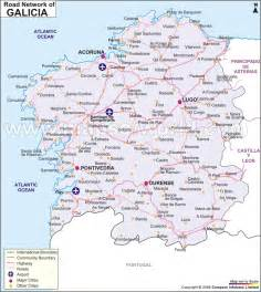Galicia Spain Map by Map Galicia Spain Related Keywords Amp Suggestions Map
