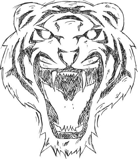 gambar ilustrasi kartun hitam putih gambar ilustrasi