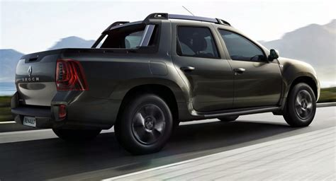 Bed For Small Space by This Is Renault S New Duster Oroch Small Pickup Truck