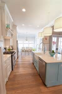 paint colors for kitchen island beach house coastal paint color ideas home bunch