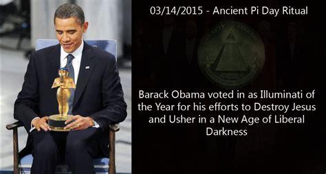 illuminati barack obama pi day 2015 barack obama voted in as illuminati of the