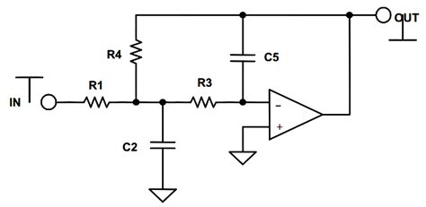 low pass filter output impedance calculating symbolic input impedance of feedback low pass filters electrical