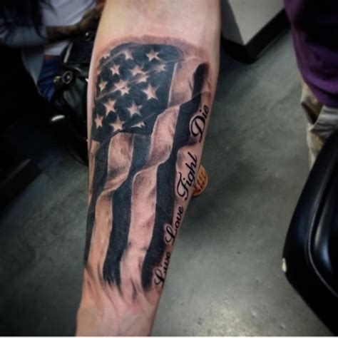 flag tattoo american flag tattoos for ideas and designs for guys