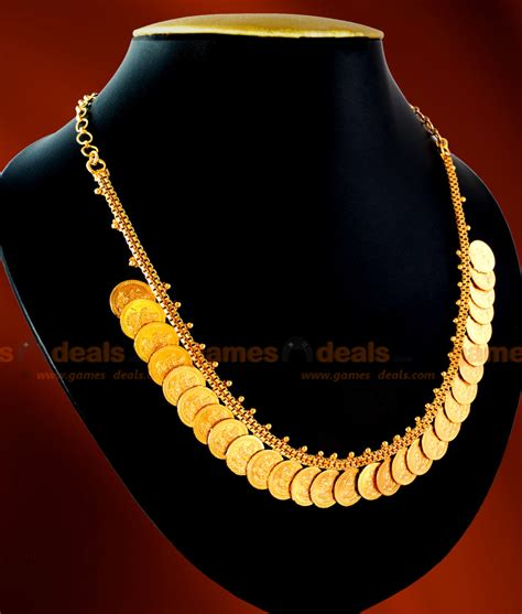 nckn  gm chidambaram gold plated jewellery lakshmi