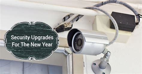 5 home security upgrades you should make in the new year