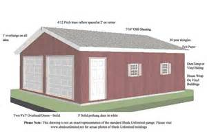 car garage dimensions and specifications sheds unlimited two size further printthread floor plans