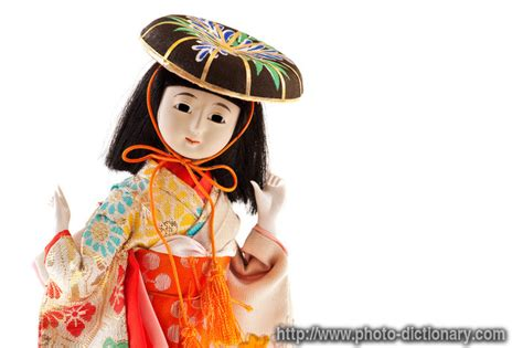 doll definition japanese doll photo picture definition at photo