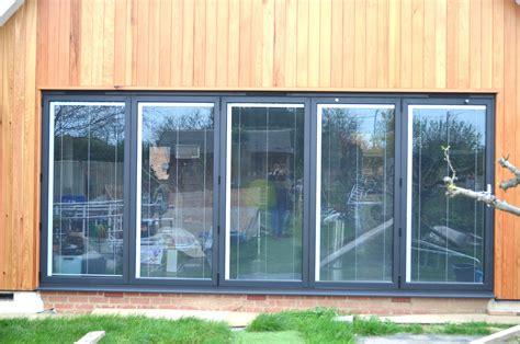 windows and doors aluminium bi fold doors dwl windows doors conservatories