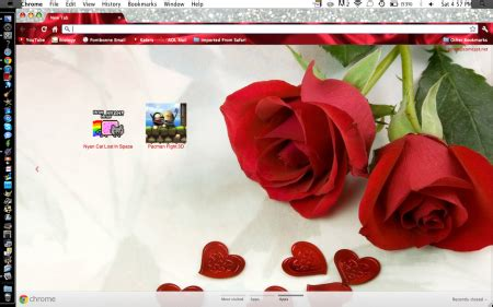 rose themes for google chrome celebrate love with valentine s day google chrome themes