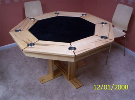 woodwork wood plans poker table  plans
