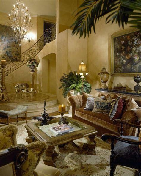 wohnzimmer mediterran mediterrane wandgestaltung f 252 r ein schickes ambiente