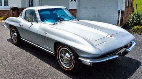 1965 corvette frame 1965 chevrolet corvette coupe frame restoration