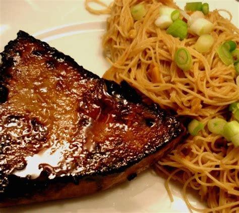 padhejeji recipes for grilled tuna steak