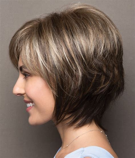 how to layer ladies short hair with clippers reese partial mono by noriko wilshire wigs