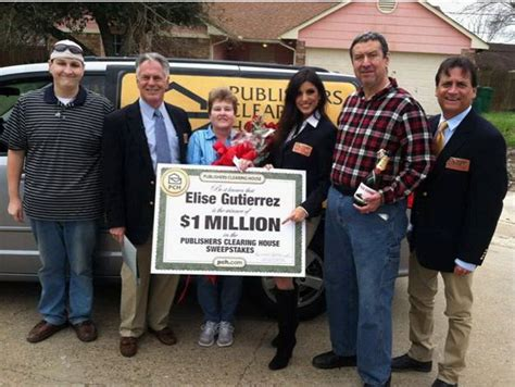 Real Winners Of Pch - prize patrol adds elise gutierrez to list of real pch winners pch blog