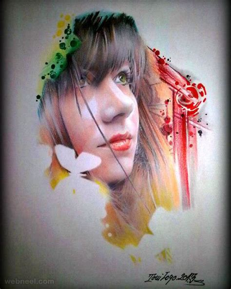 25 Beautiful Color Pencil Drawings And Drawing Tips For Drawing Top Beautiful Color Images