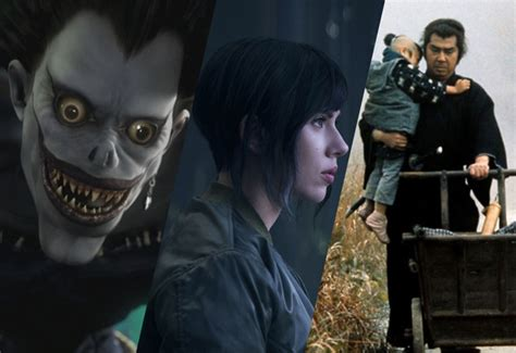 best live action anime live action manga movies list at comingsoon net