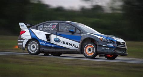Auto Rally Usa by Subaru Rally Team Usa Commits To Global Rallycross