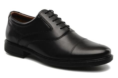 Hush Pupies 3 hush puppies rockford 3 lace up shoes in black at sarenza