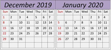 julian   december  calendar printables  blank