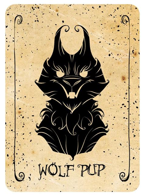 printable werewolf cards the 25 best werewolf card game ideas on pinterest