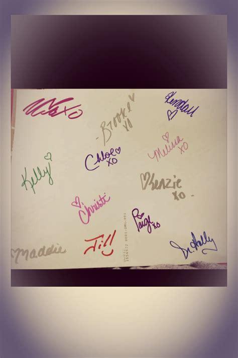 cute signatures for phones quotes quotesgram