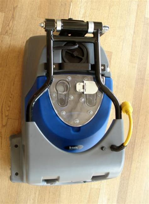 Basic Coatings Dirt Dragon Floor Prep and Cleaning Machine