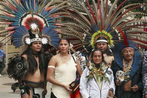 imagenes de aborigenes aztecas respeto para los pueblos ind 237 genas pa 237 s vasco el pa 205 s