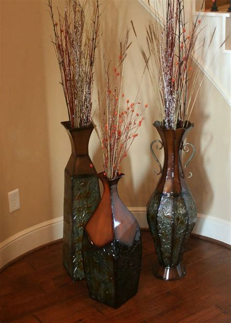 17 best ideas about floor vases on floor