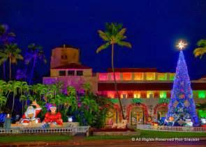 hawaii lights honolulu hale city lights in downtown honolulu