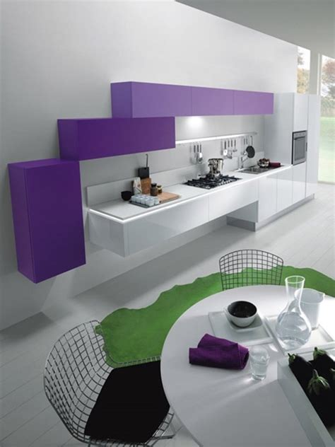 Design For Futuristic Kitchen Ideas Futuristic Touch To Your Kitchen Decoration
