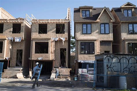 house prices in canada canadian home construction is soaring even more than house prices