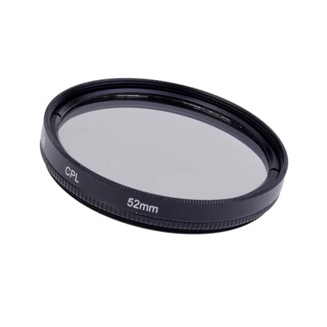 Filter Cpl 52mm Canon Nikon Sony 52mm cpl circular polarizer filter polarizing lens for