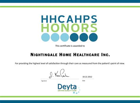 nightingale home healthcare