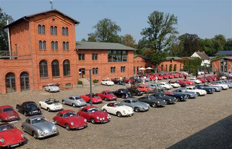 Porsche Club Deutschland by Die Gro 223 En Treffen Porsche 356 Club Deutschland E V