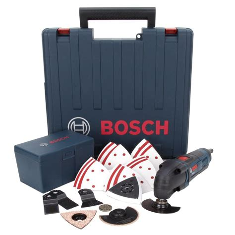 Multi Max 33 R bosch 2 5 corded multi max oscillating tool kit mx25ek 33 the home depot